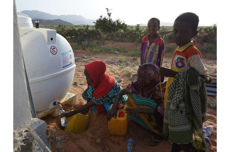 World Water Day 2020: Desalination technologies provide safe and sustainable drinking water