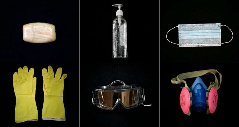 Worldwide demand for personal protective equipment is booming as a result of the coronavirus pandemic
