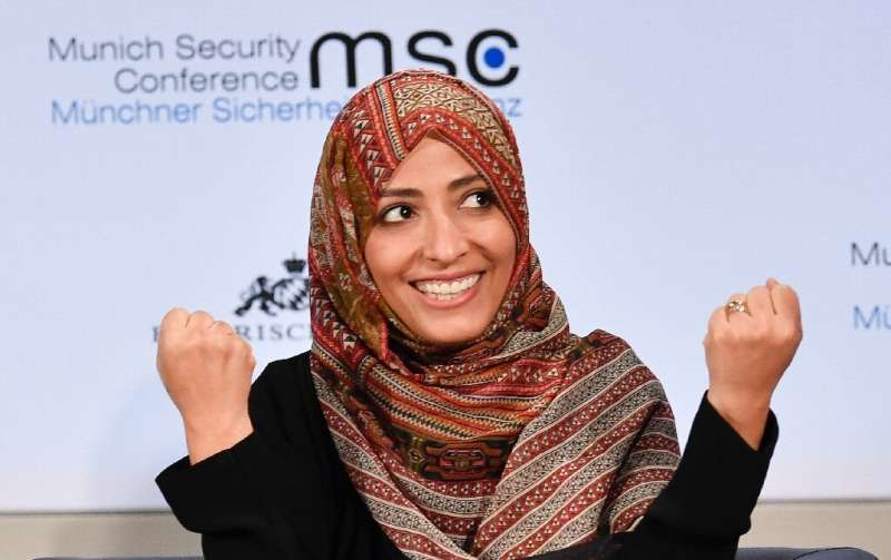 Yemeni Nobel Peace Prize winner Tawakkol Karman is among the members of the Facebook Oversight Board tasked with deciding on all