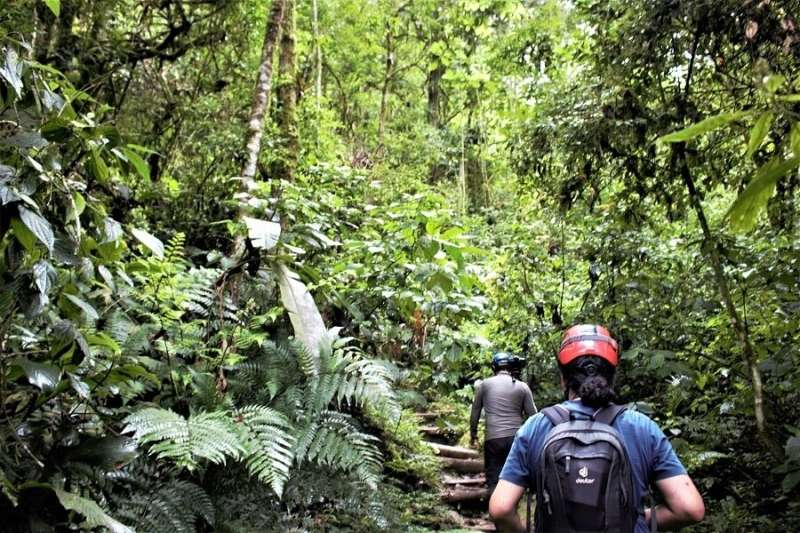 Young Brazilians are increasingly keen on conservation- and biodiversity-related topics