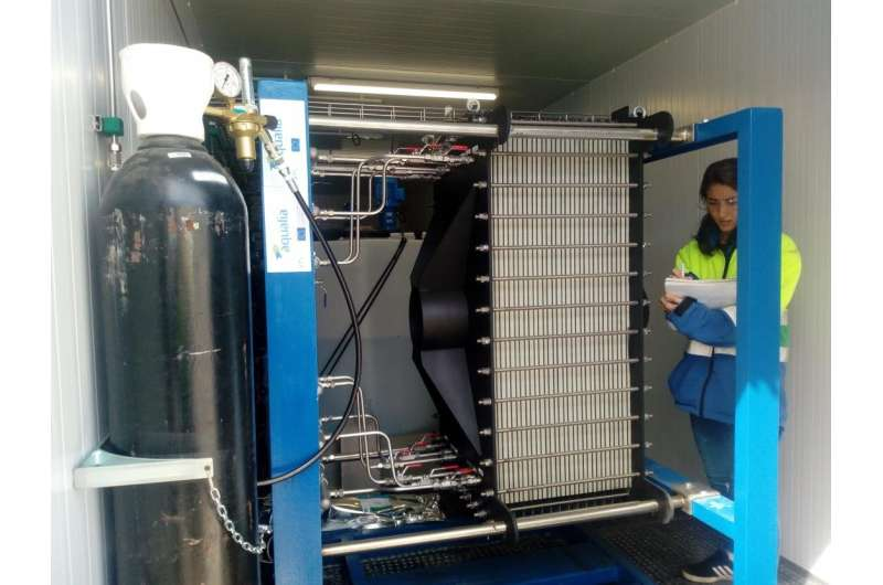 Quenching the world's thirst with off-grid water desalination