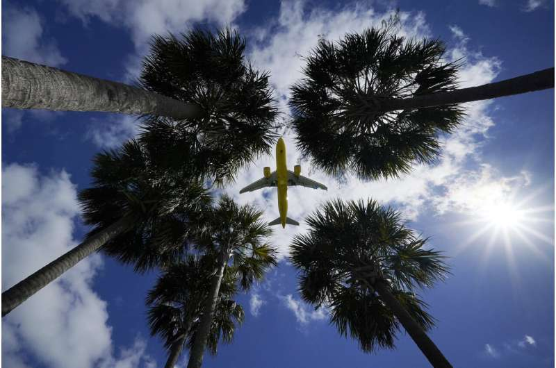 Air travelers top 1.5 million for first time in over a year