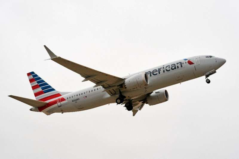 American Airlines expects to fly at least 45 percent less in the first quarter