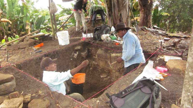 Ancient Maya houses show wealth inequality is tied to despotic governance