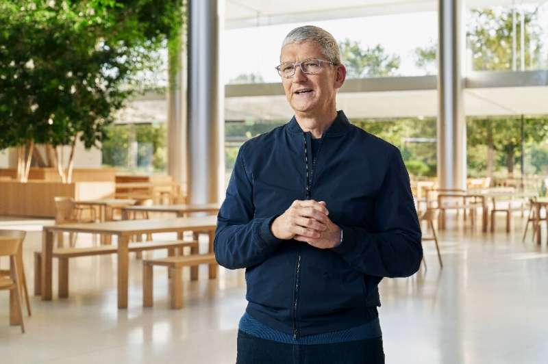 Apple CEO Tim Cook said self-driving cars would be an ideal match for the tech giant