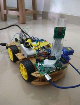 A robot that allows users to virtually navigate remote environments