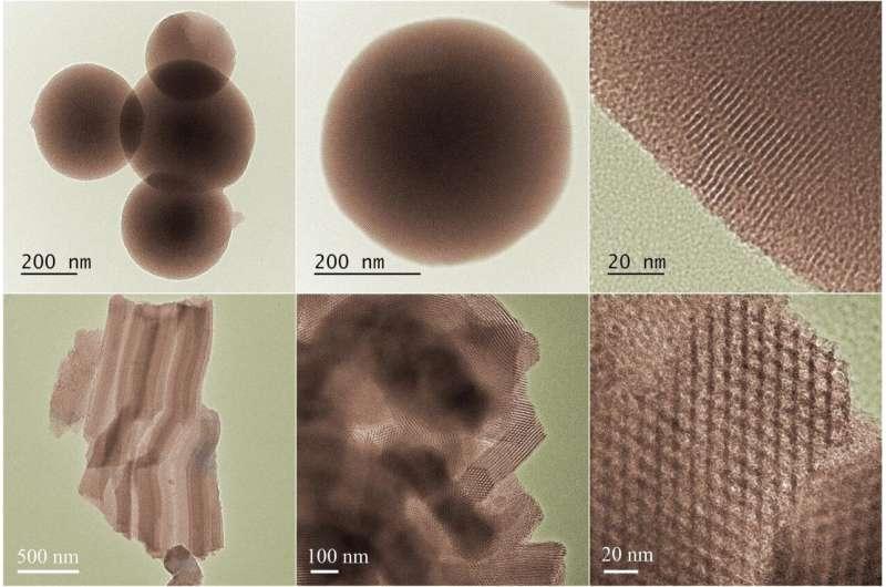 A solid solvent for unique materials
