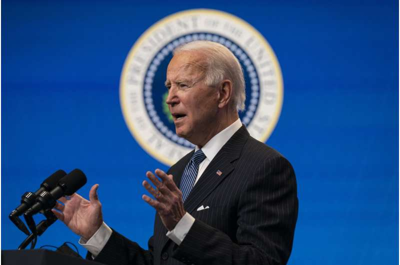 Biden aims for most ambitious US effort on climate change