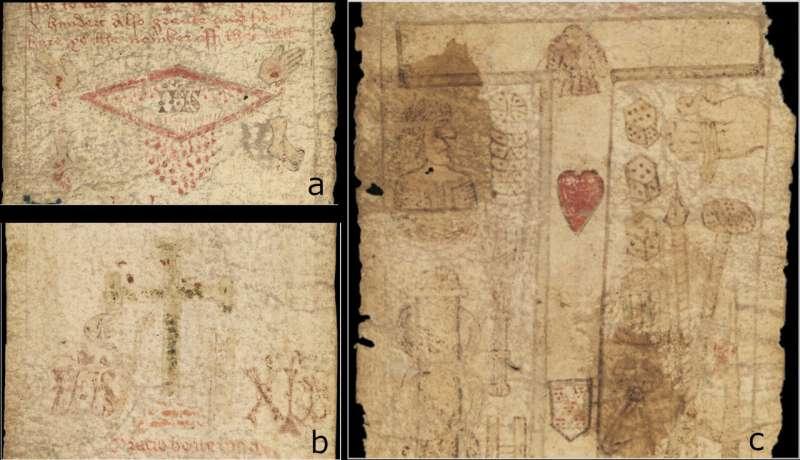 Biomolecular analysis of medieval parchment 'birthing girdle'
