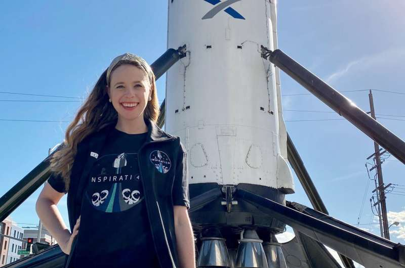 Bone cancer survivor to join billionaire on SpaceX flight