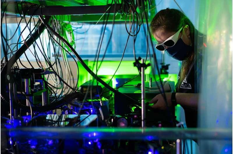 Bottling the world's coldest plasma