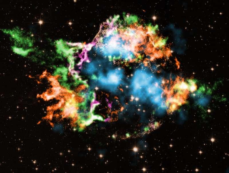Bubble with titanium trigger titanic explosions