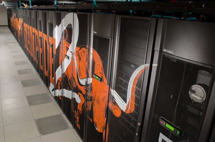 Cell 'bones' mystery solved with supercomputers