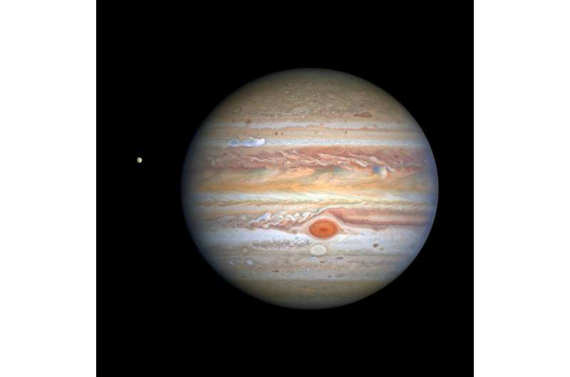 Could there be life on Jupiter's moons?