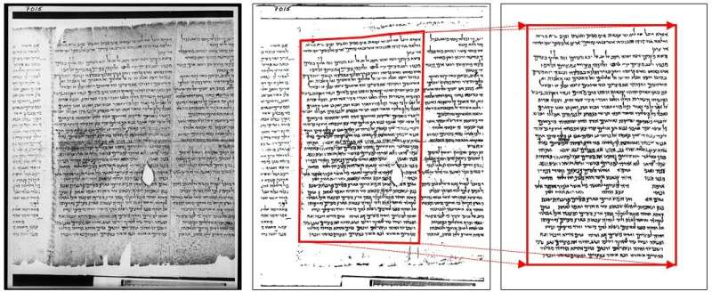 Cracking the code of the Dead Sea Scrolls