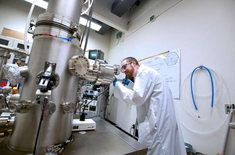 Discovery of 'knock-on chemistry' opens new frontier in reaction dynamics