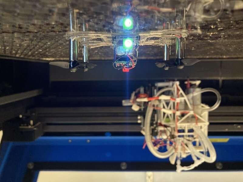 Membuat drone yang berfungsi penuh