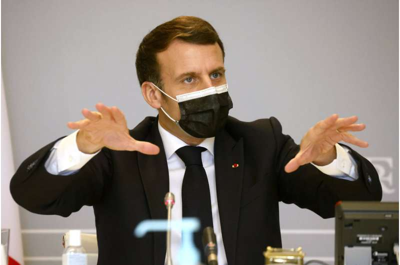 France to boost cyberdefense after hospital malware attacks