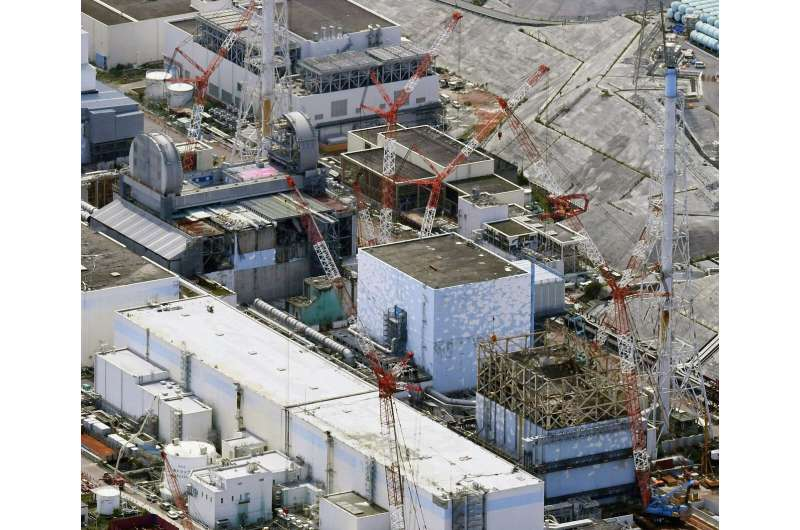 Fukushima nuclear plant operator: Seismometers were broken