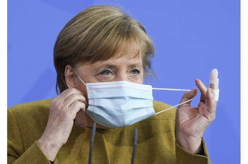 Germany sees record vaccinations amid hospital warning