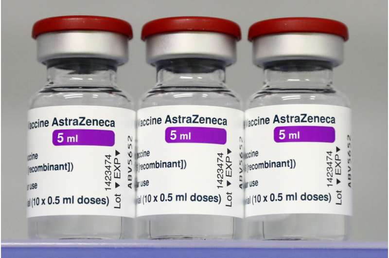 Governments give varying advice on AstraZeneca vaccine