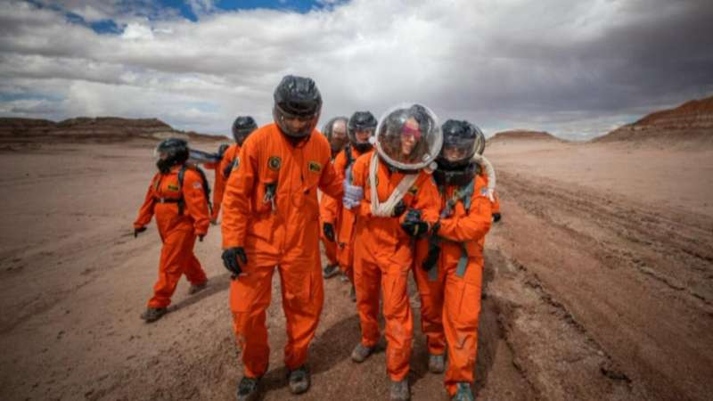 Help is a long way away: The challenges of sending humans to Mars