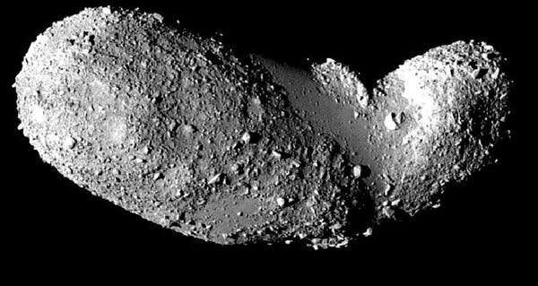 How asteroid dust helped us prove life's raw ingredients can evolve in outer space