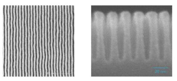 Imec Demonstrates 18nm Pitch Line/Space Patterning With a High-Chi Directed Self-Assembly Process