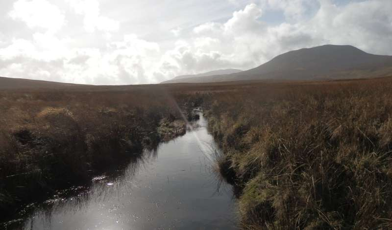 Improved management of farmed peatlands could cut 500 million tons CO2