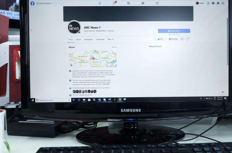 In shock move, Facebook blocks news access in Australia