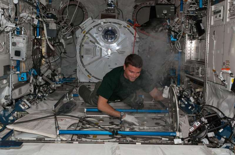 International Space Station archives fuel new scientific discoveries