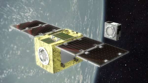 It's not how big your laser is, it's how you use it: space law is an important part of the fight against space debris