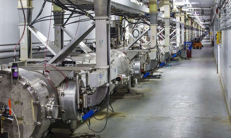 Machine learning improves particle accelerator diagnostics
