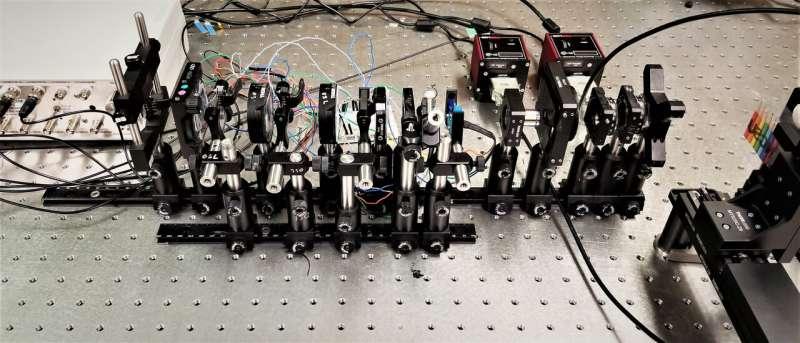 Mantis shrimp inspires new breed of light sensors