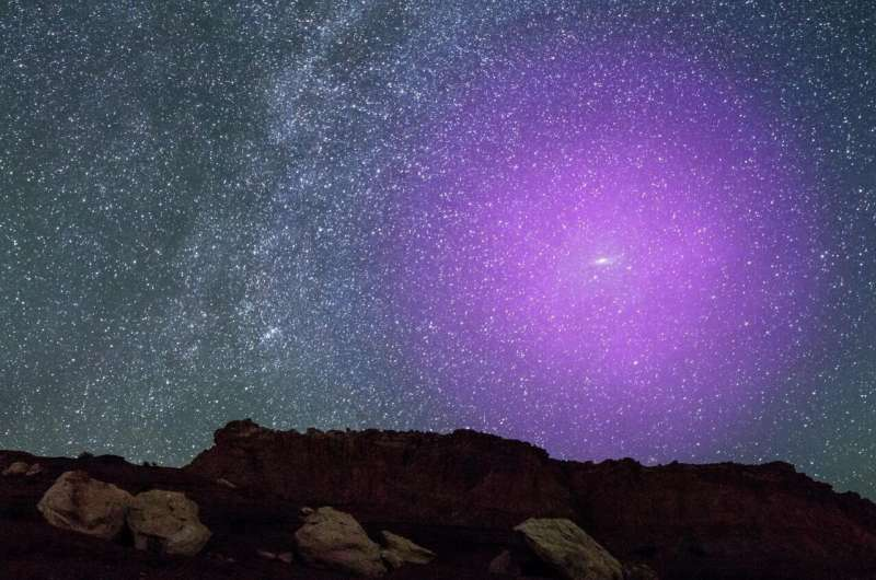 Missing baryons found in far-out reaches of galactic halos