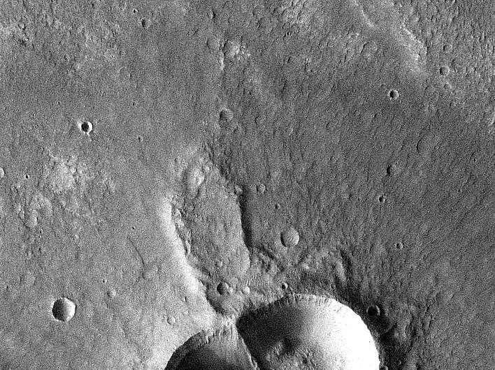 NASA's Odyssey orbiter marks 20 historic years of mapping Mars