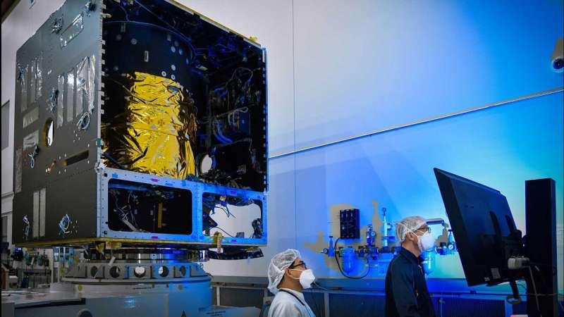 NASA's Psyche mission moves forward, passing key milestone
