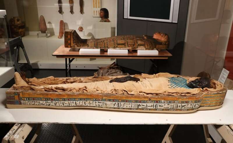 New book explains how famous Mummy was murdered