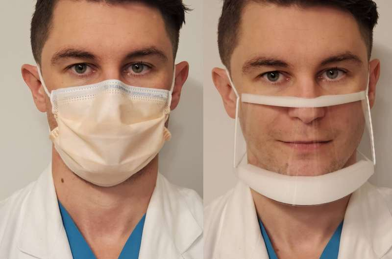 New study shows impact of mask wearing on patient trust and perception of surgeons