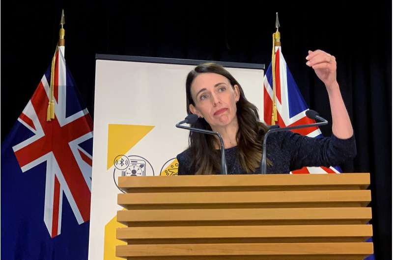 No new community cases found in New Zealand since lockdown