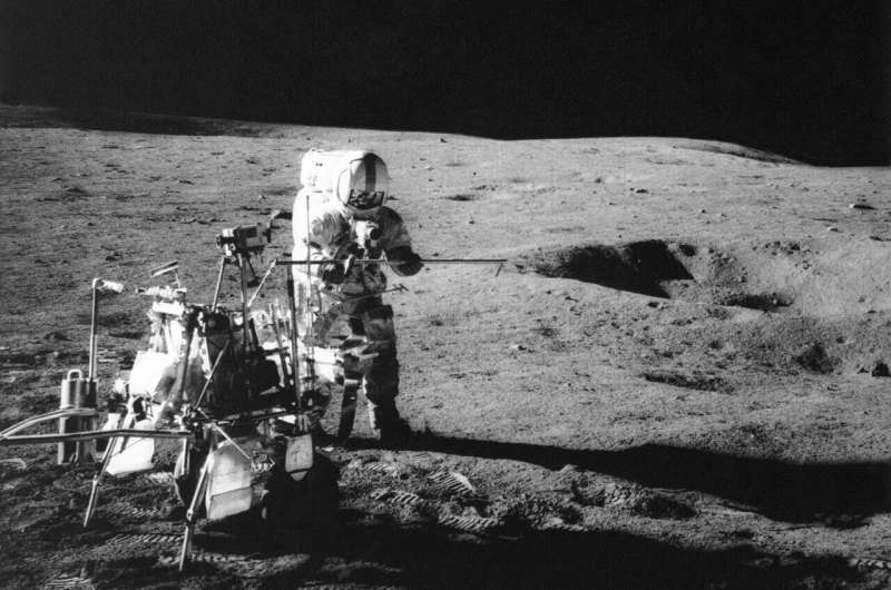 Out of this world: Shepard put golf on moon 50 years ago