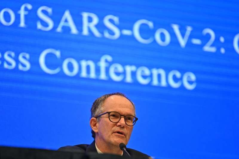 Peter Ben Embarek ruled out the lab-leak theory of Coronavirus origin during a press conference in Wuhan