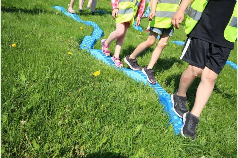 Physical activity helps curb low-grade inflammation in children