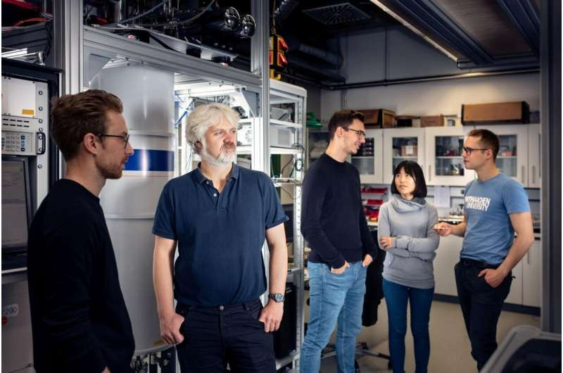Quantum shuttle to quantum processor made in Germany launched