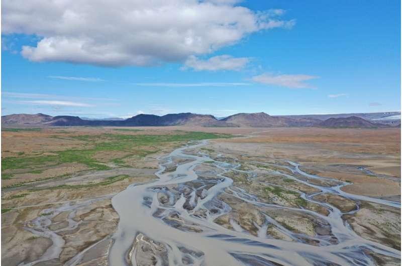 Rocks show Mars once felt like Iceland