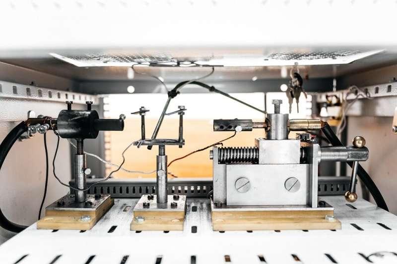 Scientists obtain high-entropy carbide in electric arc plasma