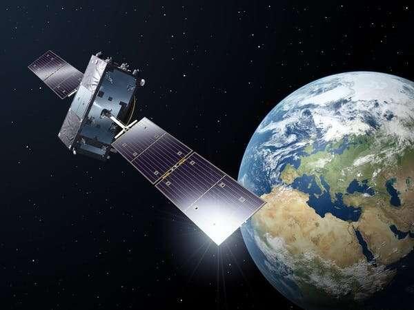 Six ways satellites make the world a better place