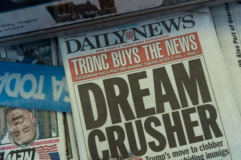 The New York Daily News and other members of Tribune Publishing are set to be acquired by a hedge fund in a $650 million transac