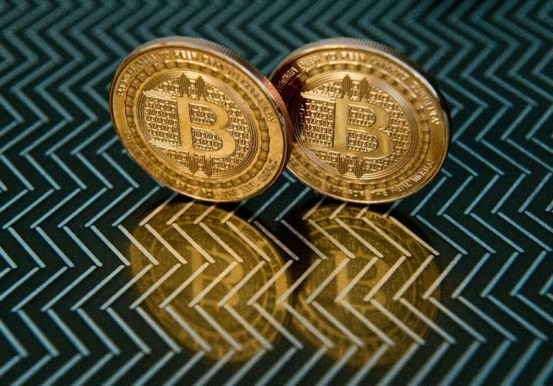 The price of a bitcoin surged fivefold in the past year, reaching a record high of over $61,000 in March
