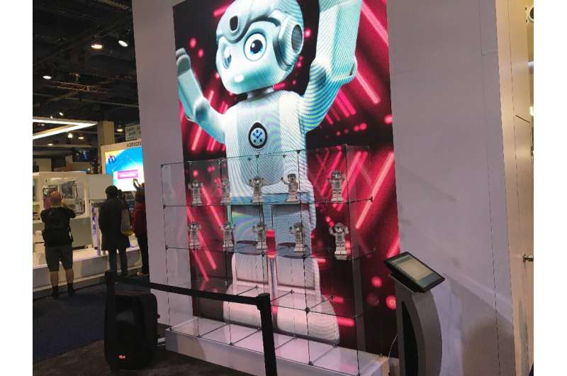 There won't be a show floor for the 2021 Consumer Electronics Show, but exhibitors will be showcasing robots and other gadgetry